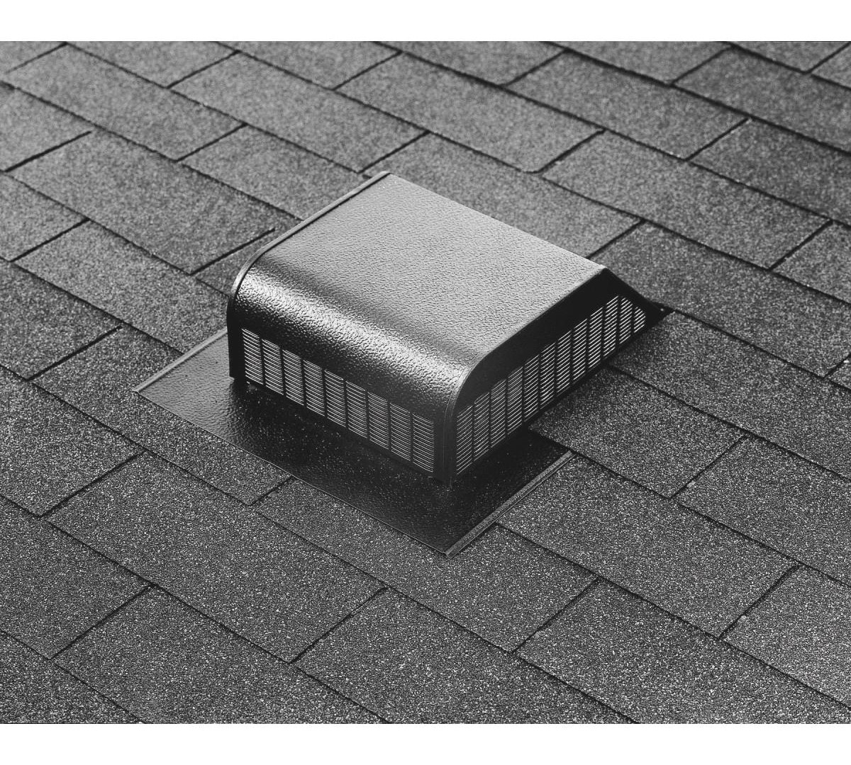 Metal Slant Back Roof Vent