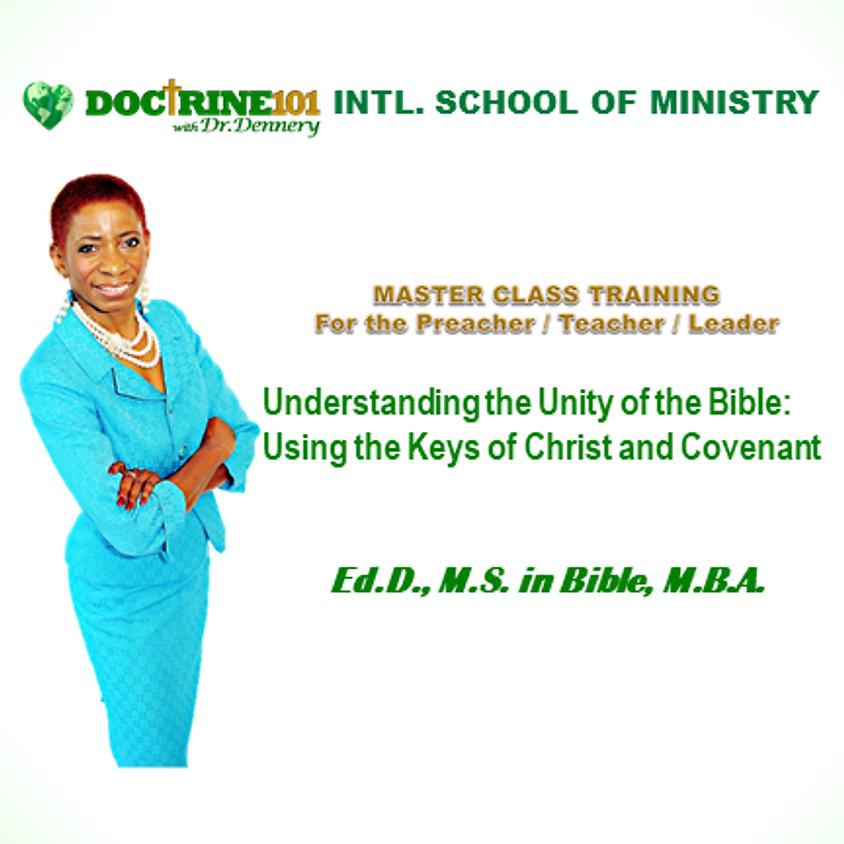 7 Week Master Class Training