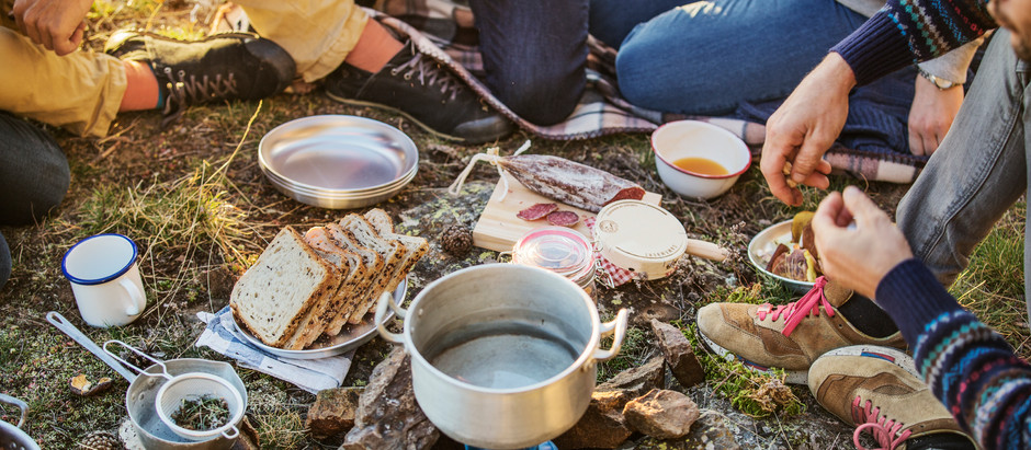 How to Safely Store Food On My Camping Adventure?
