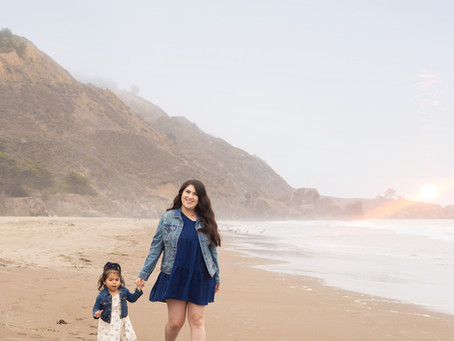 Family Beach Sessions - Stinson Beach