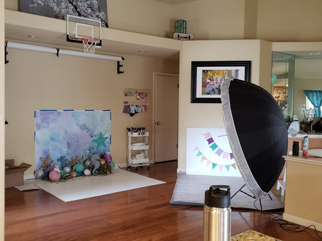 Our Studio Lighting