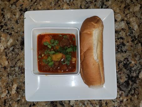 "Vietnamese beef stew "" Bo Kho"""