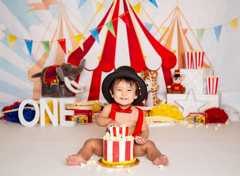 circus cakesmash