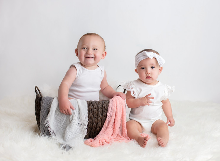 louder twins 6months