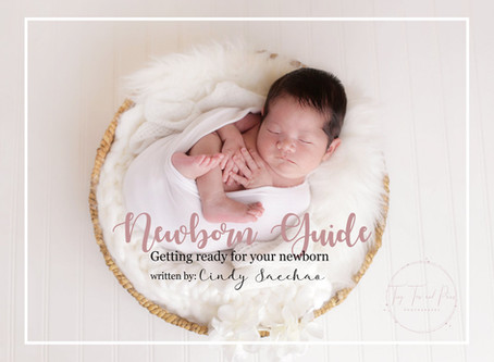 Getting ready for your newborn