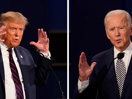 Hidden in plain sight: do Biden and Trump converge on US foreign policy?