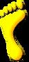 Fuerteventura - Foot Logo