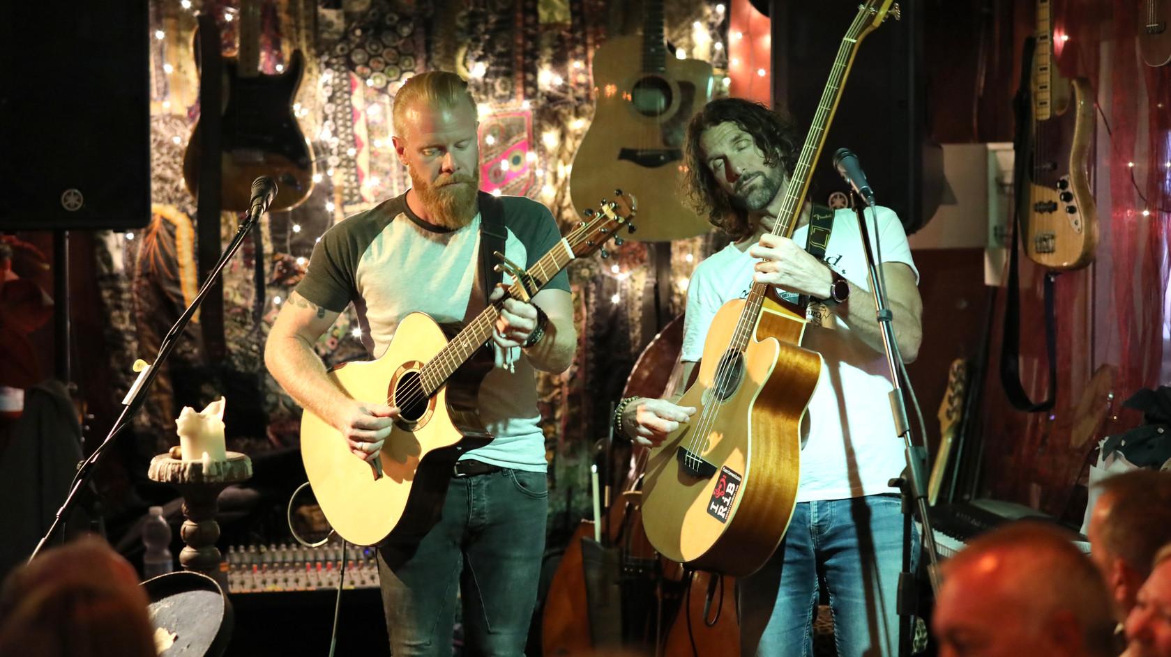 Gary & Dave