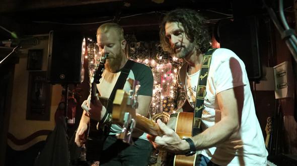 Dave & Gary