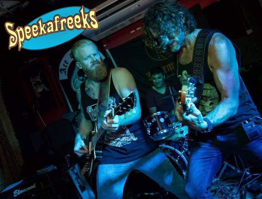 The SpeekaFreeks!