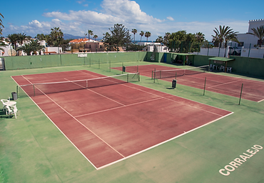 Tennis - Corralejo Fuerteventura
