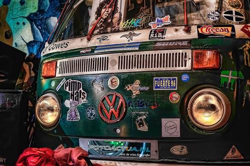 Our lovley VW van