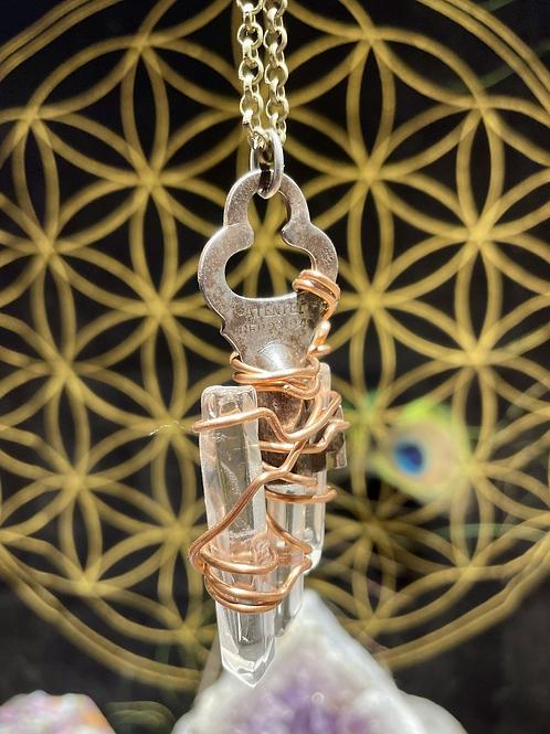 Skeleton Crystal Key