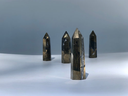 Pyrite Towers