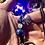 Thumbnail: Antique Skeleton Key Necklace