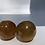 Thumbnail: Orange Calcite Spheres