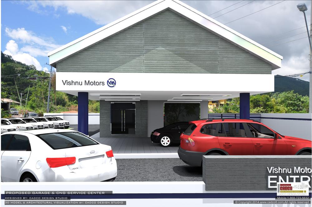Vishnu Motors Service Station