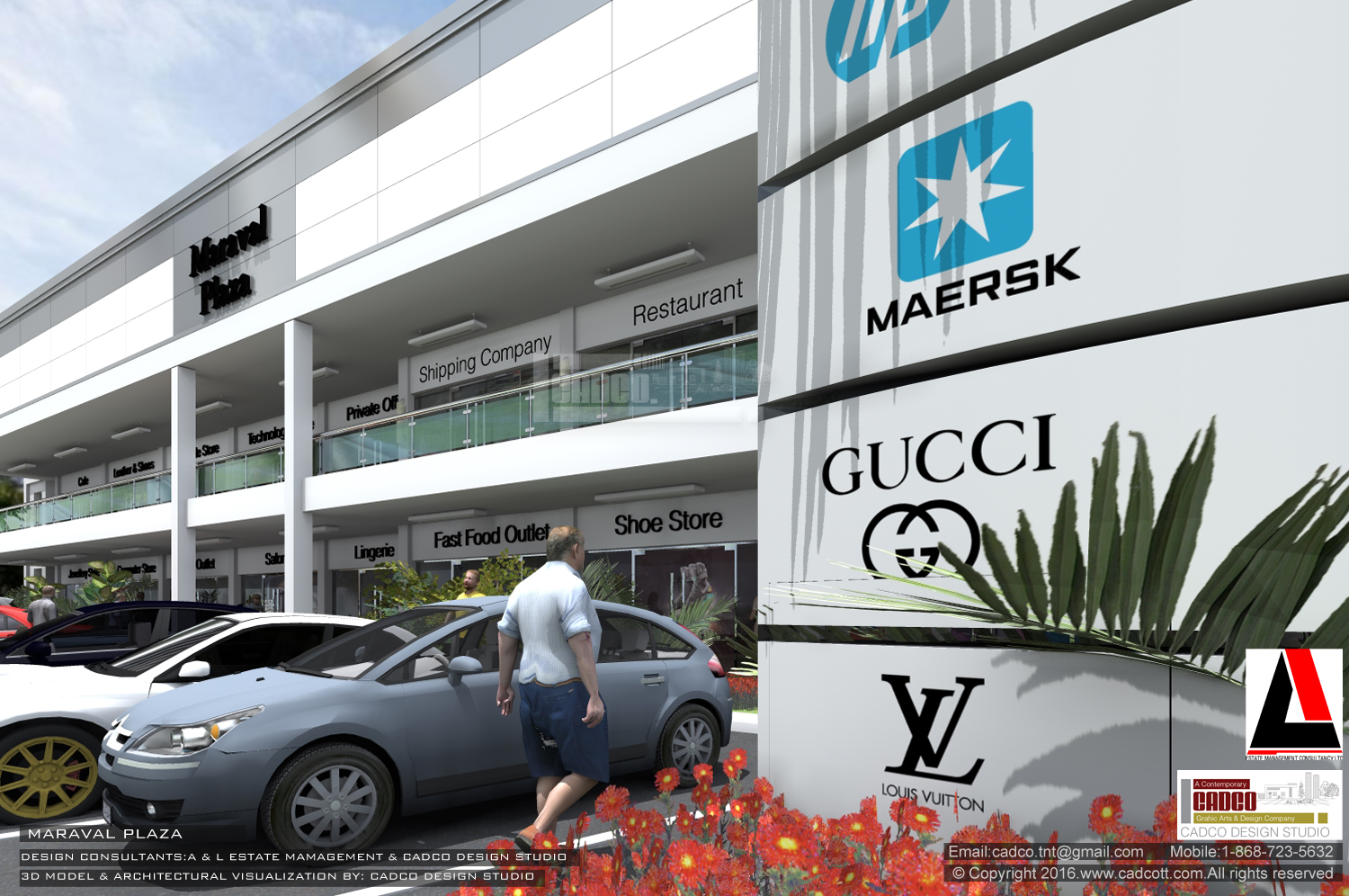Maraval Plaza Shopping