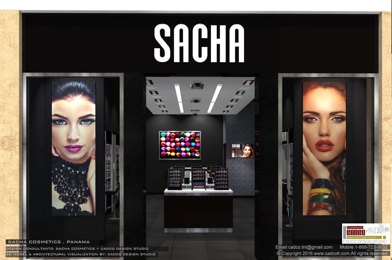Sacha Cosmetics Panama