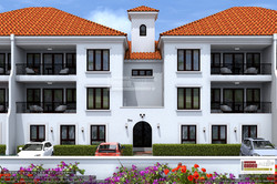 Amoury Square Villas