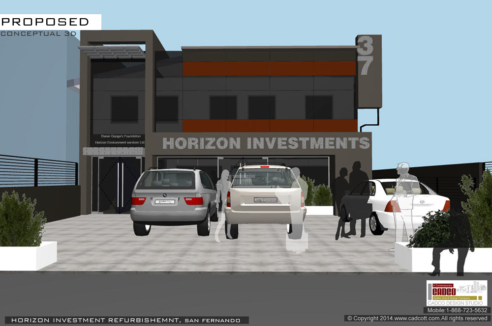 Horizon Investments Refurbishment