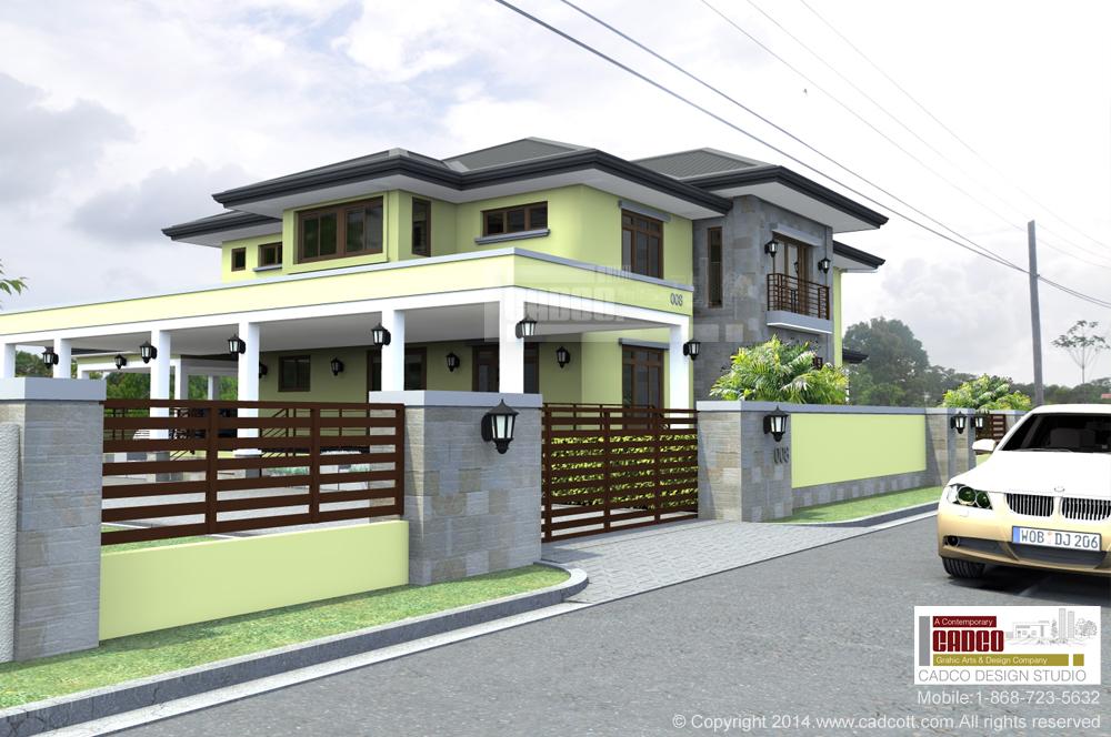 Riverside Drive Residence