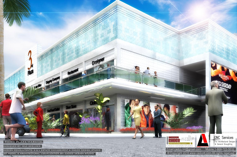 Third Plaza Proposal