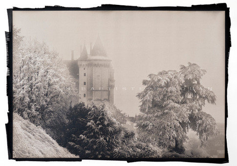 Loire #3  Tirage palladium 40x50cm