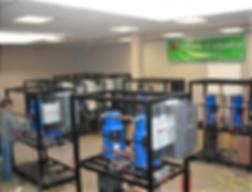 TRAK Heat Pump manufacturing