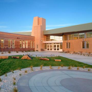 SUMMIT ELEMENTARY SCHOOL,  Casper, Wyoming, USA