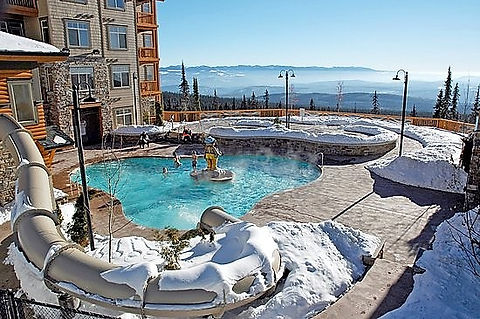 Sundance Resort Pool