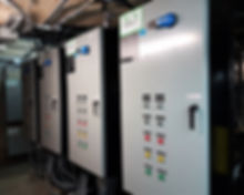TRAK Heat Pumps at Kapusksing Arena