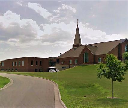 ST. JOSEPH CHURCH & ELEMENTARY SCHOOL,  Rosemount, Minnesota, USA