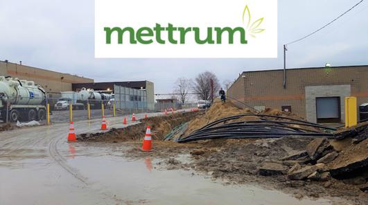 METTRUM,  Bomanville, Ontario
