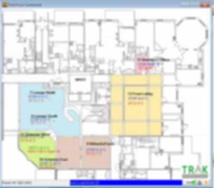 Controls Floor Plan Layout