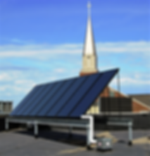 Church of St. Joseph Solar Panels