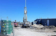 TRAK GeoExchange Borehole Drilling