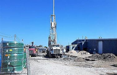 TRAK GeoExchange Borehole Drilling