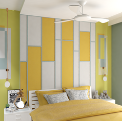 BED PANELING