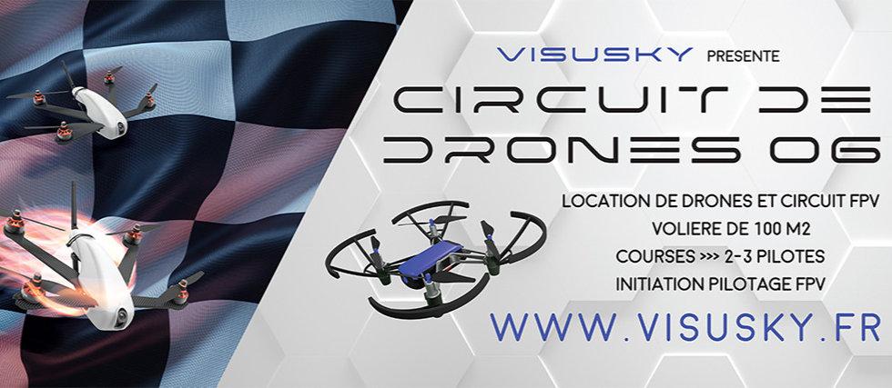 Circuit de Drones 06