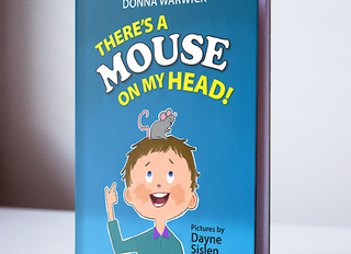 There's a Mouse on My Head! books  are now available!