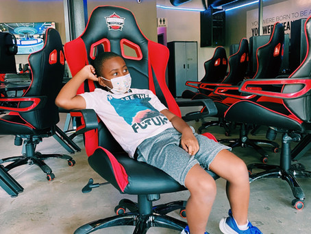 Miles the Gamer x Contender eSports Cary: Becoming an eSports Mom!