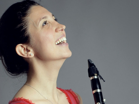 Interview mit der Klarinettistin Flavia Feudi
