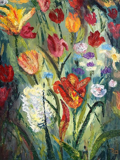 Folles fleurs