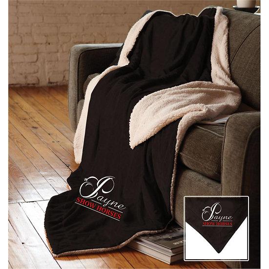 Payne Sherpa Blankets