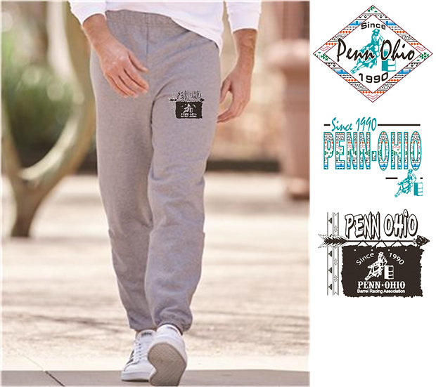 3 Designs Sweatpants or Joggers