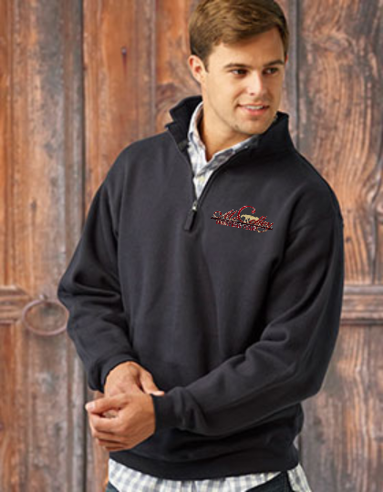 McColley Quarter Zip Heavyweight Fleece