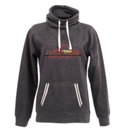 McColley Cowl Neck Relay Hoodie