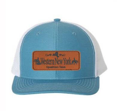 Leather PatchTrucker Hat