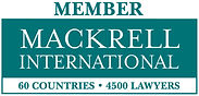 Mackrell International Member